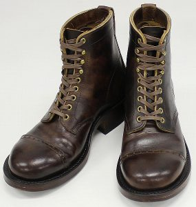CLINCH LACE UP BOOTS クリンチ ブーツ
