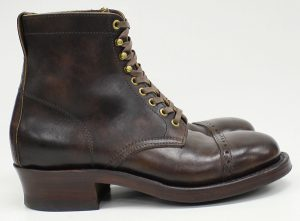 CLINCH LACE UP BOOTS クリンチ ブーツ2