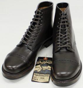 Dapper's Lot1092 Classical Blucher Style Work Boots