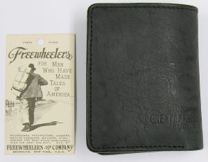 FREEWHEELERS GREAT LAKES GMT.MFG.Co. LATE 1930's WALLET