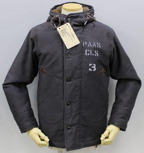 COLIMBO OBSERVER PARKA CUSTOM Let it be clothing別注モデル