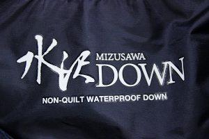 DESCENTE ALLTERRAIN MIZUSAWA DOWN STORM3