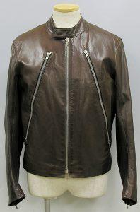 マルタンマルジェラ(Martin Margiela) レザーライダース(Leather Riders)