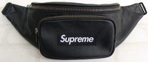 Supreme 17ss Leather Waist Bag レザーウエストバッグ シュプリーム