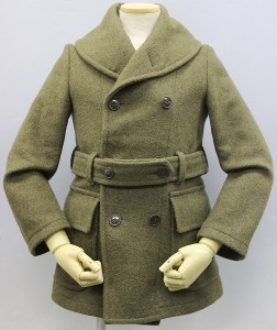 バズリクソンズ M-1926 オーバーコート