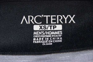 ARC'TERYX×BEAMS 40th別注 THETA AR JACKET アークテリクス ビームス ゼータARジャケット4