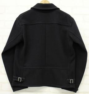 AtLast&Co メルトンコサックジャケット アットラスト2