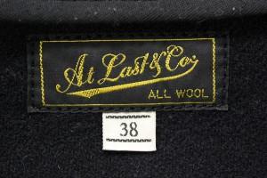 AtLast&Co メルトンコサックジャケット アットラスト3