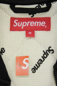 SUPREME 16AW Blocked Quilted Jacket3