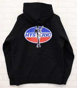 Supreme×HYSTERIC GLAMOUR Hooded Sweatshirt シュプリーム ヒステリックグラマー スウェットパーカー3