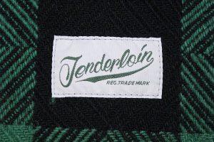 テンダーロイン 17AW BUFFALO SHT JKT TENDERLOIN バッファローシャツジャケット4
