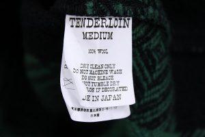 テンダーロイン 17AW BUFFALO SHT JKT TENDERLOIN バッファローシャツジャケット5