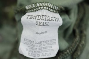 テンダーロイン 17AW JFC PARKA JKT TENDERLOIN パーカー ジャケット カモフラージュ5