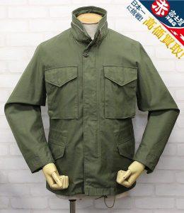 リアルマッコイズ M-65 フィールドジャケット 1st MODEL The REALMcCOY'S MJ17010 ファーストモデル