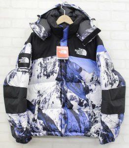 Supreme×TheNorthFace 17AW Mountain Baltoro Jacket シュプリーム ノースフェイス マウンテンプリントバルトロジャケット