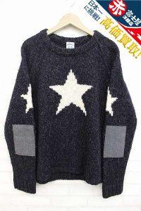 SUNSEA ICHIBANBOSHI Sweater サンシー セーター 一番星イチバンボシニット