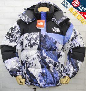 Supreme×TheNorthFace 17AW Mountain Baltoro Jacketシュプリーム ノースフェイス マウンテンプリントバルトロジャケット